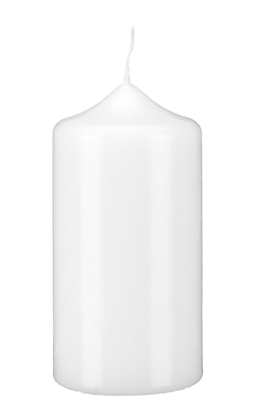 CANDELE, a punta testa, testa, testa, i sigari spuntati, bianco, selezione da 32 dimensioni, dt. qualità CANDELE 7164dd