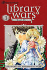 Library Wars: Love & War, Volume 3 by Viz Media, Subs. of Shogakukan Inc (Paperback / softback, 2010)