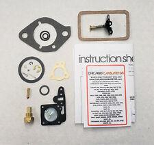 """1964-67 CARBURETOR KIT 1 BARREL HOLLEY MODEL 1920 KAISER JEEP  230/"""" ENGINES NEW"""