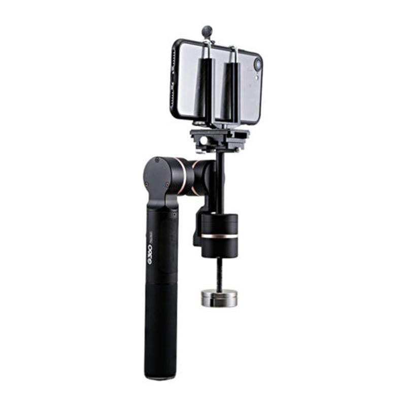 FEIYUTECH G360 panorama de mano Estabilizador Gimbal para Cámara GoPro Teléfono Inteligente