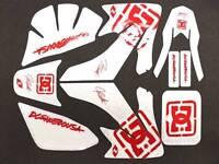 Dc Graphics Decal Stickers Honda Crf H De01