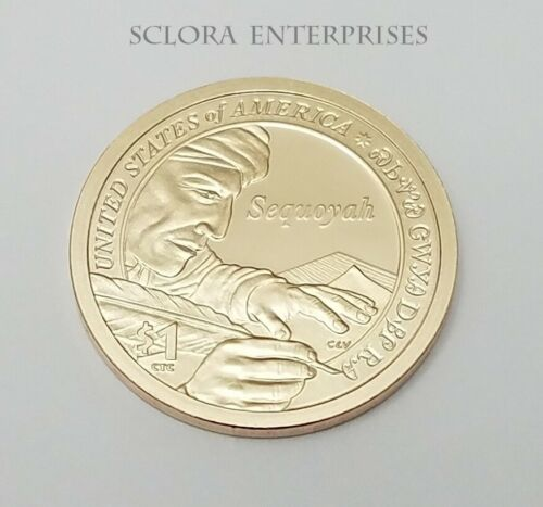 2017 S SACAGAWEA  *PROOF*  DOLLAR COIN  **FREE SHIPPING**