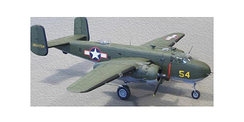ITALERI B-25G Mitchell 2787 1 48 Aircraft Model Kit