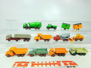 Bt354-0-5-12x-Wiking-h0-1-87-modelo-MB-Man-Magirus-kipper-etc-buena-eleccion-2