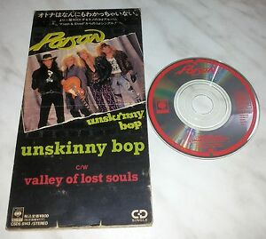 CD-POISON-UNSKINNY-BOP-CSDS-8143-JAPAN-3-034-INCH-SINGLE