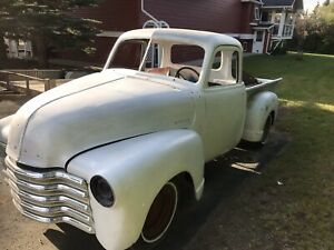 Rare 1952 5 Window Truck/ Trades Considered