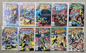 New Mutants: 1-100+Ann.~Super 🔥Series~#87-#98~VFN/NM~High Grade~Missing 1 Ann.