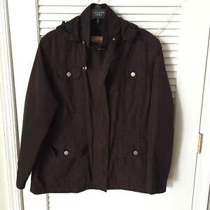 Us 18 Uk Vintage Black About Details Jacket Your Large Sense AnorakSize Sixth Hooded R53q4AjL