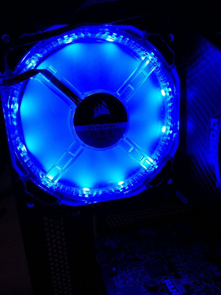 Selvbyg, Selvbyg , AMD ryzen 3 3200G APU 3,6 ghz op til 4 ghz