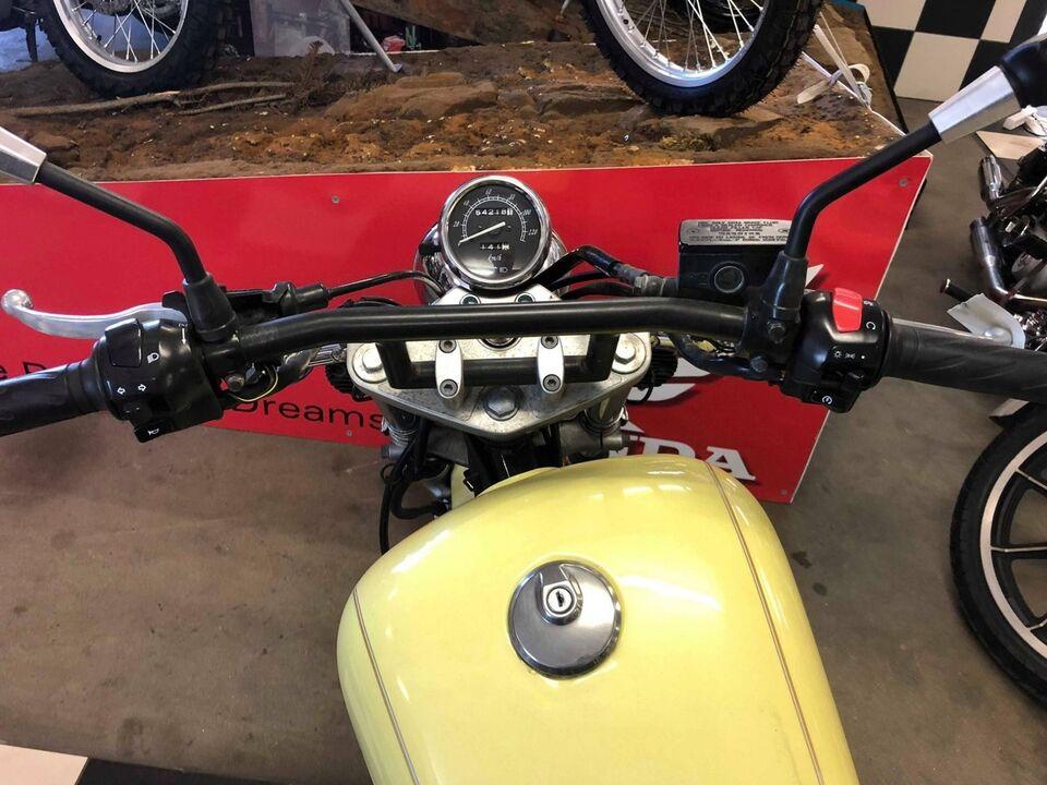 Suzuki, GZ 125 Marauder, ccm 124