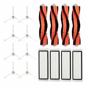 20Pc Brush Filter Kit For Xiaomi Roborock S6 S60 S65 S5 MAX T6 Vacuum Cleaner