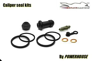 Triumph-America-Sello-Pinza-de-Freno-Frontal-Botas-Kit-de-Reparacion-Set-2007