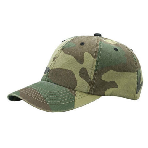 unstructured baseball style hat//cap New camo