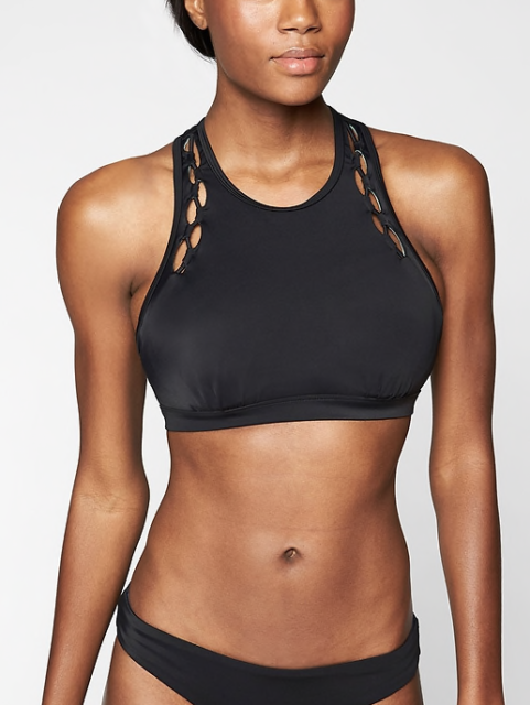 d08dc1916c Athleta Lanikai Bikini Top in Black 36b 36c 36b/c for sale online | eBay