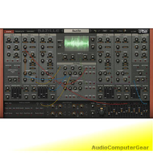 u-he-BAZILLE-Large-Digital-Modular-Synthesizer-Software-Synth-Plug-in-NEW