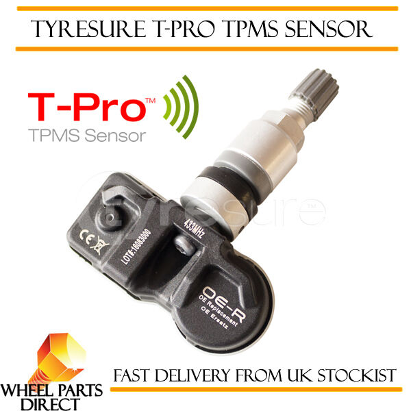 TPMS Sensor (1) OE Replacement Tyre Pressure Valve for Dodge Ram 2013-EOP
