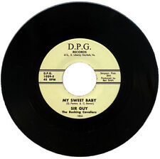 """SIR GUY & The Rocking Cavaliers  """"MY SWEET BABY""""  60's SOUL"""
