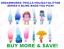 DREAMWORKS-TROLLS-SURPRISE-MINI-FIGURE-SERIES-6-BLIND-BAGS-YOU-PICK-NEW thumbnail 1