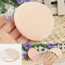 2Pcs Large Facial Beauty Sponge Powder Puff Pads Foundation Makeup Cosmetic Tool