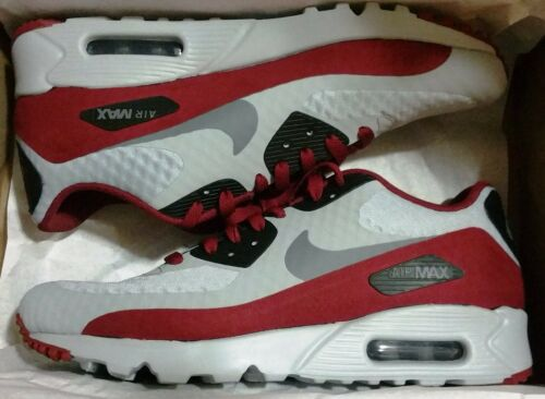 90 Nike Course Essentiel Rouge Blanc Max Air Hommes Ultra Équipe Gris qHxTECUHw