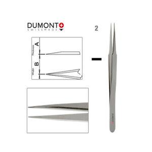 Dumont Tweezers Style 4 Dumoxel