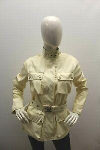Giubbino-BELSTAFF-Donna-Jacket-Giaccone-Jacke-Coat-Mantel-Woman-Taglia-Size-42