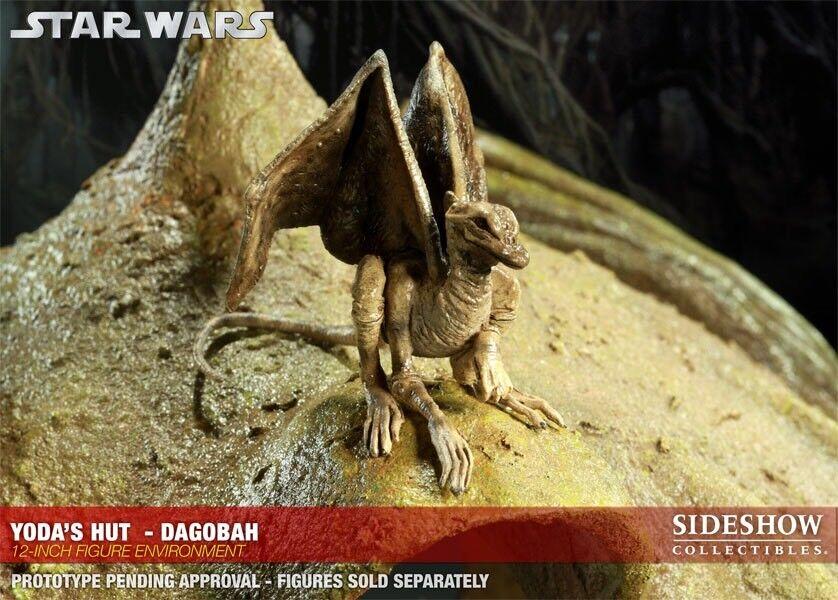 Sideshow Star Wars  Yoda's Yoda's Yoda's HUT - Dagobah  100026 new sealed 7585a9