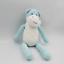 miniature 1 - Doudou hippopotame bleu blanc TOM & KIDDY TOMKIDS - Hippopotame Classique