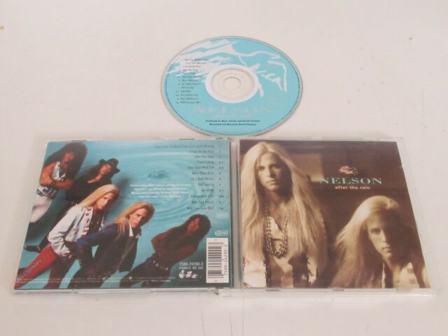 Nelson / after the Rain ( Wb. 7599-24290-2) CD Album