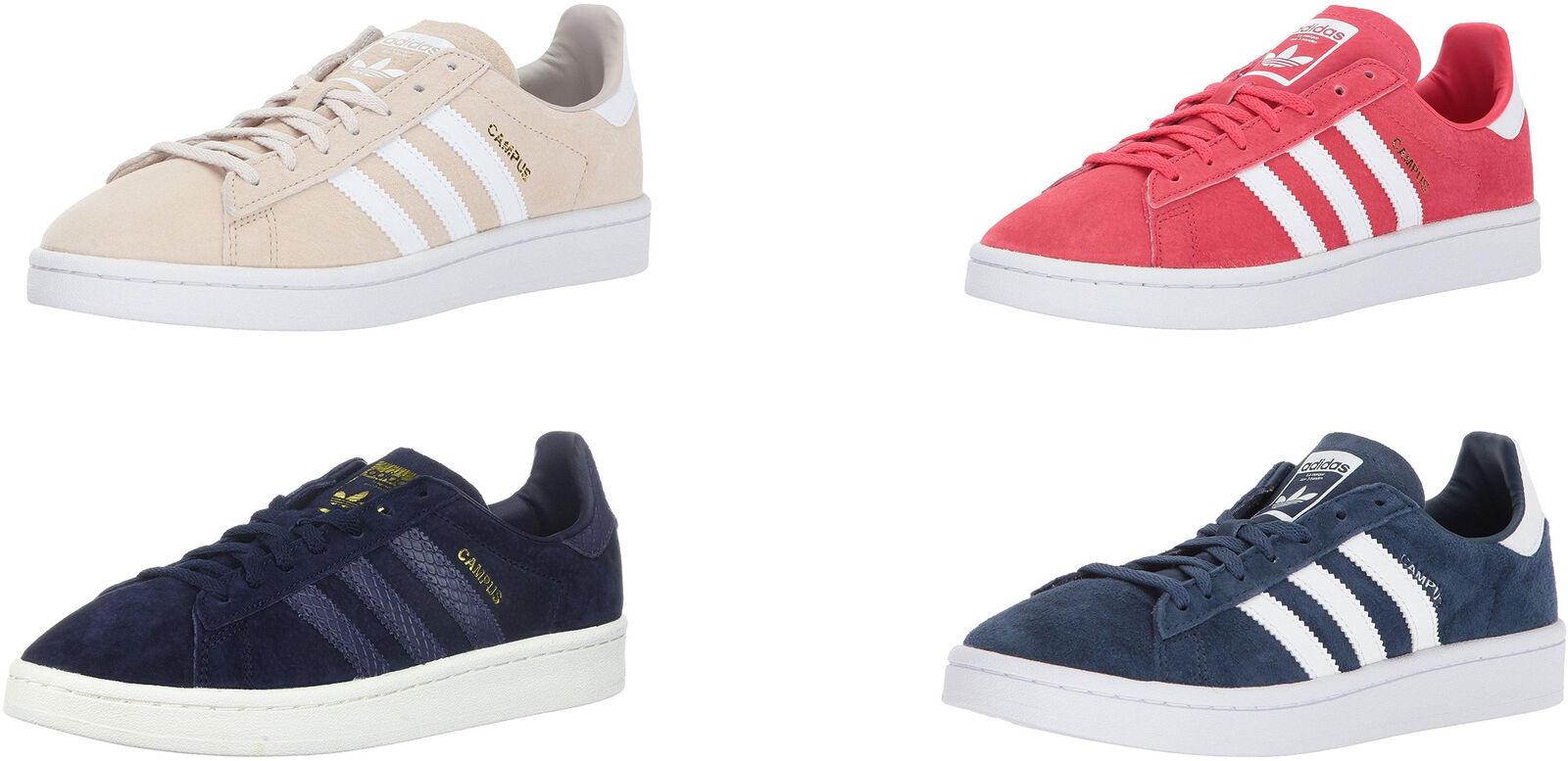 adidas Originals Women's Campus Sneakers, 4 Colors