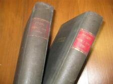 2 BOOK SET MISHNA Complete SHULSINGER Mishnah with commentaries Hebrew Judaica