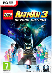 Lego-Batman-3-Beyond-Gotham-PC-DVD-Free-Shipping-Brand-New