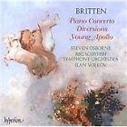 Benjamin Britten - Britten: Piano Concerto; Diversions; Young Apollo (2008)