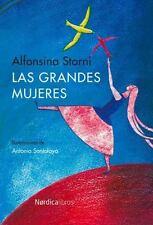 LAS GRANDES MUJERES / LARGE WOMEN