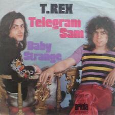 """7"""" 1972 REAL GLAM KULT IN MINT- ! T.REX : Telegram Sam"""