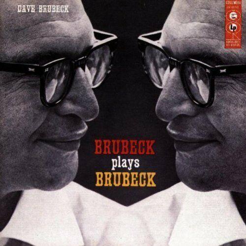 Dave Brubeck Brubeck plays Brubeck (1956)  [CD]