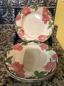 Franciscan-Desert-Rose-Dinner-Plate-Set-Of-4