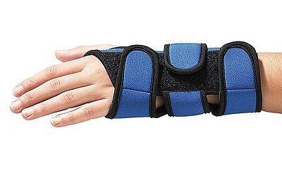 1x Orthopädische HANDGELENKSTÜTZE Handgelenk Bandage Rheuma Entzündung LINKS