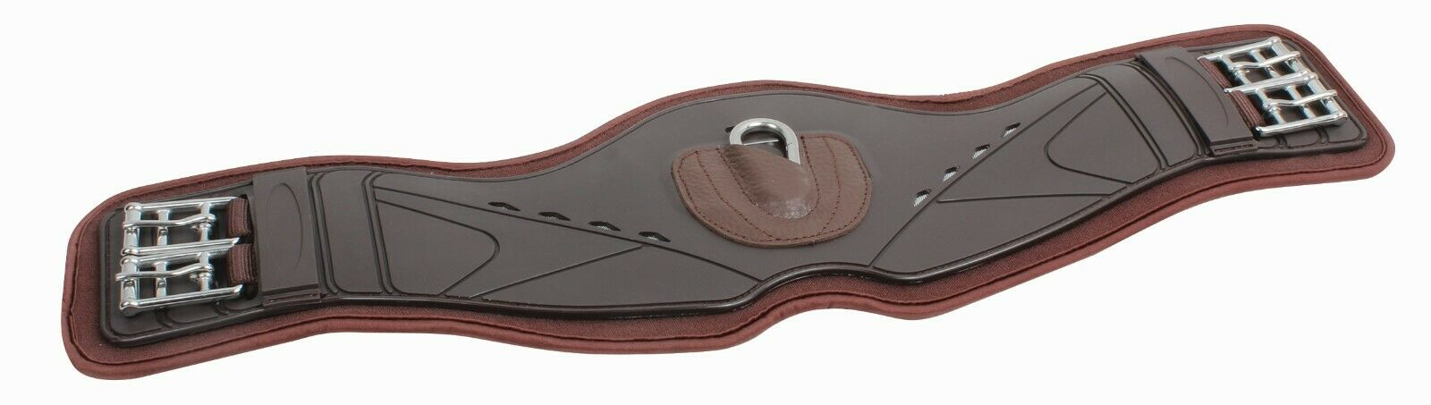 Nuevo Professional's Choice contorneada monoflap circunferencia de 28 , Chocolate