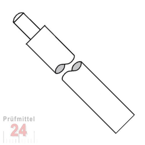 Verlängerung für Analog Digital Meßuhr Messuhr Messeinsatz Messeinsätze 100 mm