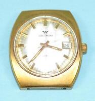 * Vintage Waltham 17 Jewel Wristwatch - Swiss Made