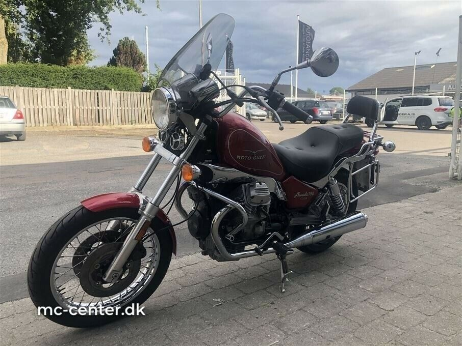 Moto Guzzi, 750 Nevada Club, ccm 24000