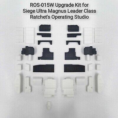ROS-015 Upgrade Kit for Netflix Siege Ultra Magnus Leader Class Ratchet/'s Studio