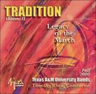 Tradition, Vol. 2: Legacy of the March (CD, Jan-2001, Mark Custom Recording)
