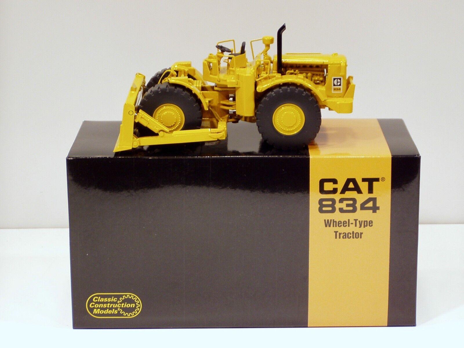 Caterpillar Caterpillar Caterpillar 834 Wheel Dozer - 1 48 - CCM - Diecast - Brand New 2010 11c398