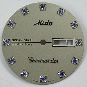 NEW-ORIGINAL-MIDO-COMMANDER-8479-DIAL-WITH-CRYSTAL