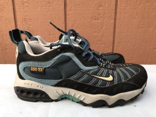 Goretex Ketchikan Marina Terra Air Us 5 Blue Eur Euc Nike 5 Vtg 36 Rare Mujer Sn4wYx0qIU