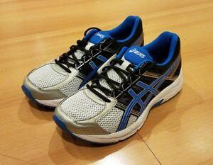 5 T715n Asics Hommes Gel Blue 4 Silver Chaussures de course pied contend à Black 8 q6AwqP