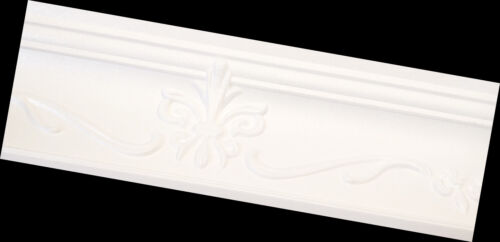 Quality Polystyrene Covings Cornices O1HQ 125mm x 65mm Lightweight Best Price