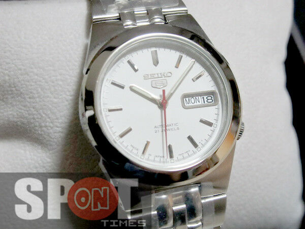 Seiko 5 Automatic Mechanical Men S Watch Snke15j1
